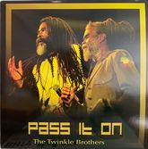 Twinkle Brothers - Pass It On (Twinkle Records) LP